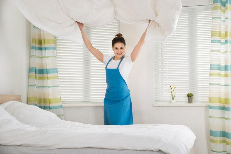 Wash and clean mattress