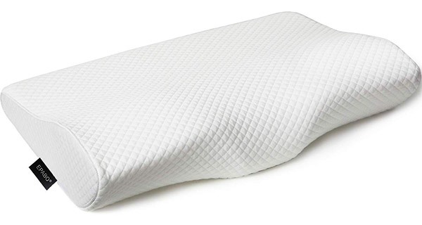 EPABO Contour Memory Foam Pillow