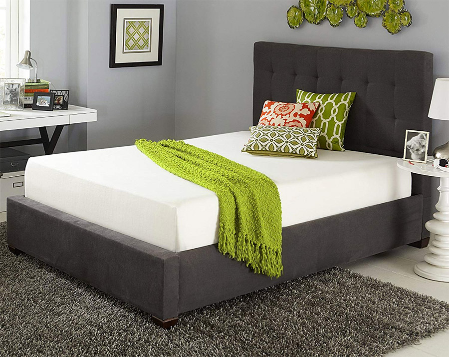 Live & Sleep Memory Foam Mattress