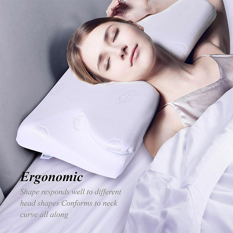MARNUR Cervical Pillow is So Ergonomic