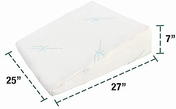 Xtreme Comforts Bed Wedge Pillow
