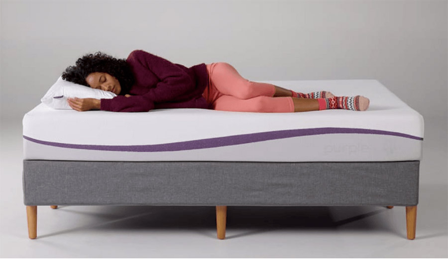 Purple original mattress