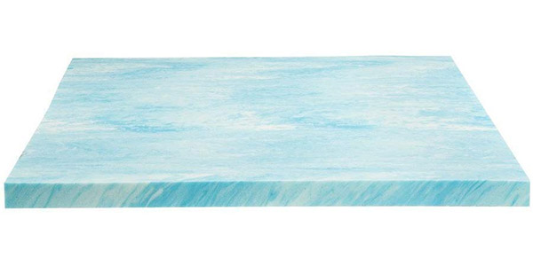 Dreamfoam Memory Foam Topper,