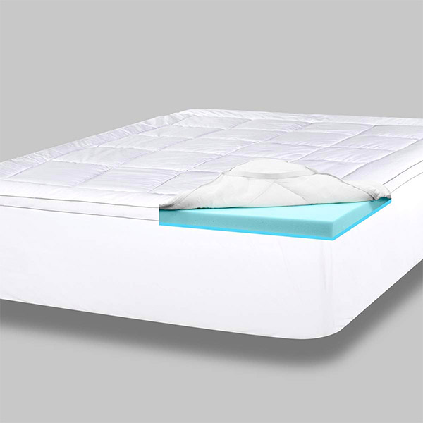 ViscoSoft mattress topper