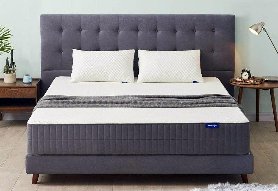 An example of a memory foam mattress