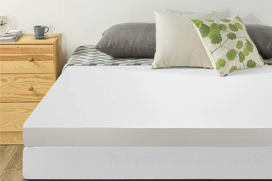 Our take on what are the best memory foam mattress toppers in the market