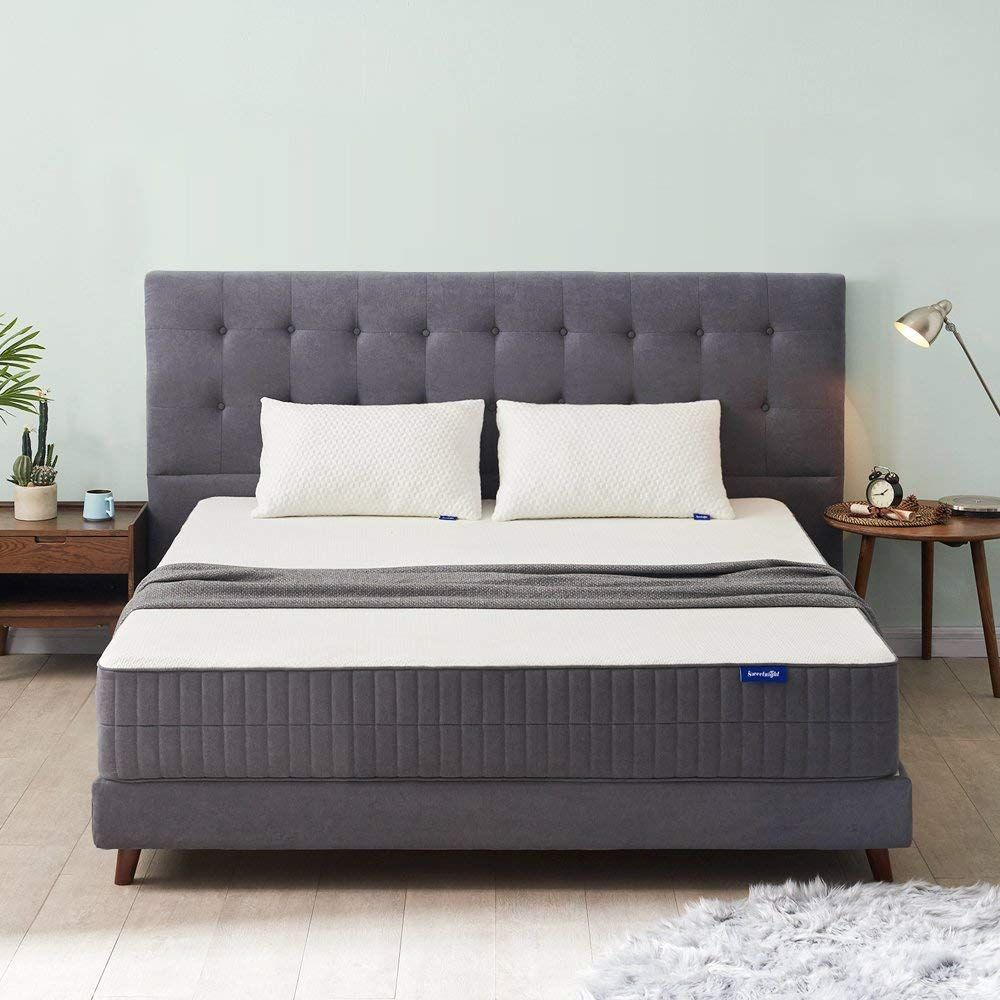 SweetNight 10-Inch Gel Memory Foam Mattress